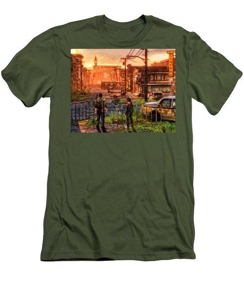 A Long Journey Men's T-Shirt (Athletic Fit)