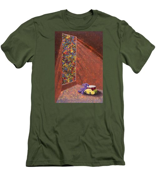 A Mother's Hope Men's T-Shirt (Slim Fit) by Jack Malloch