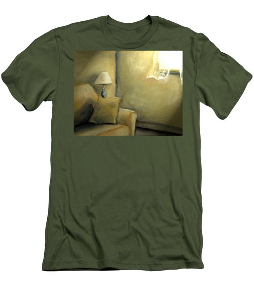 A Quiet Room Men's T-Shirt (Athletic Fit)
