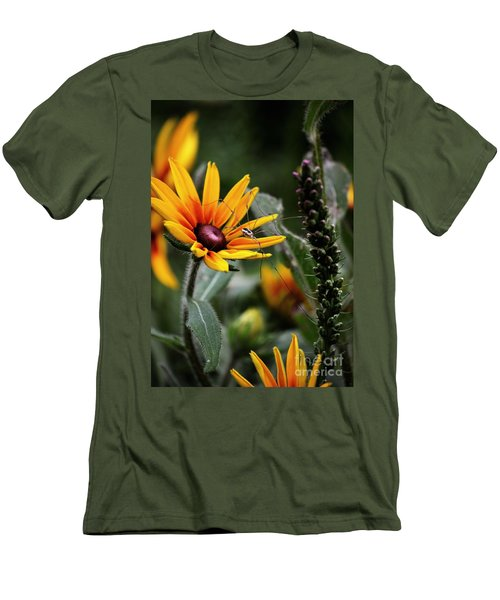 A Walk In The Garden Men's T-Shirt (Athletic Fit)