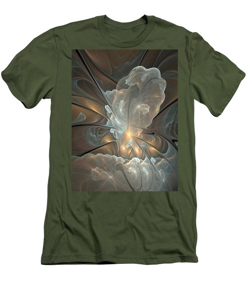 Abstract Men's T-Shirt (Slim Fit) by Gabiw Art