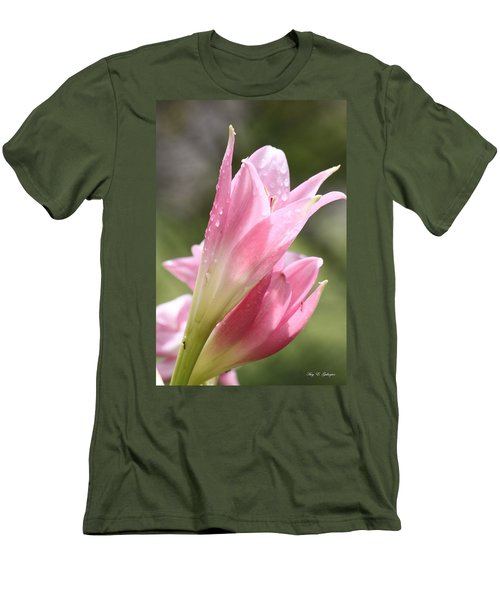 After The Rain Men's T-Shirt (Slim Fit) by Amy Gallagher