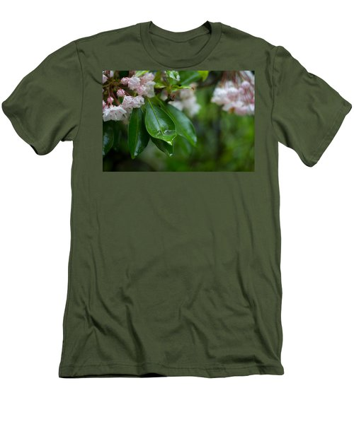 Men's T-Shirt (Slim Fit) featuring the photograph After The Storm by Patrice Zinck