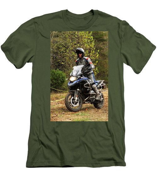 Agressive Men's T-Shirt (Athletic Fit)