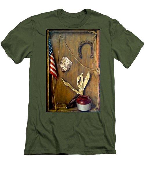 7/11 Men's T-Shirt (Slim Fit) by Janet McGrath