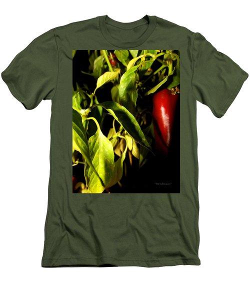 Anaheim Pepper Men's T-Shirt (Athletic Fit)