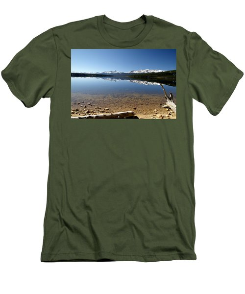 Men's T-Shirt (Slim Fit) featuring the photograph Another Perfect Day by Jeremy Rhoades