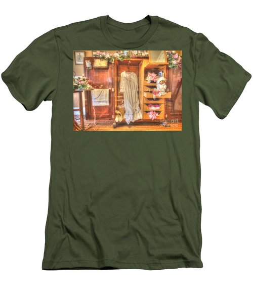 Antique Armoire Men's T-Shirt (Athletic Fit)