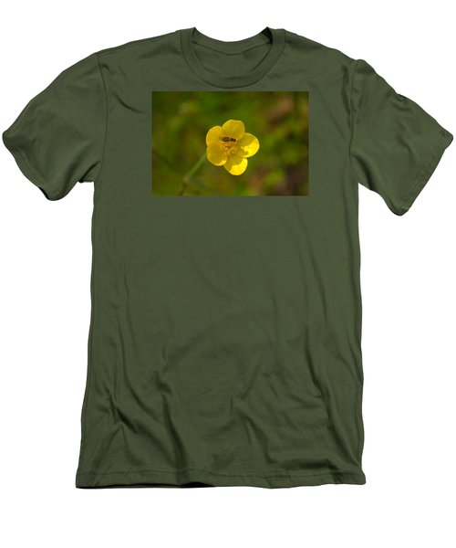 Men's T-Shirt (Slim Fit) featuring the photograph Association by Rima Biswas