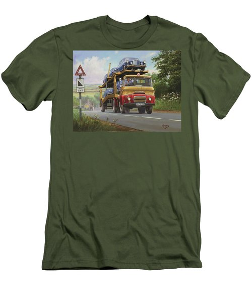 Austin Carrimore Transporter Men's T-Shirt (Athletic Fit)