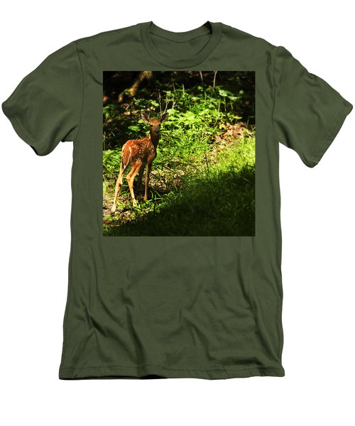 Bambi Men's T-Shirt (Athletic Fit)