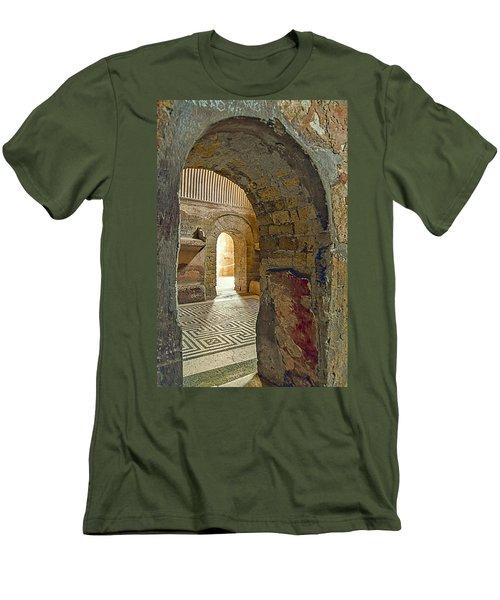 Bath House Men's T-Shirt (Athletic Fit)