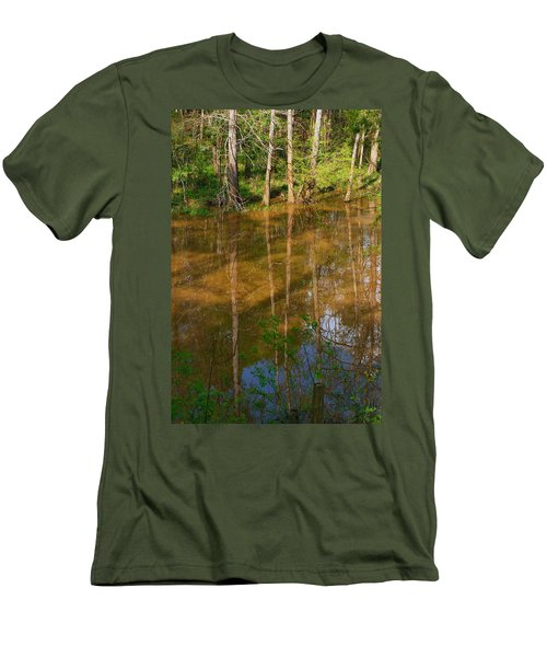 Bayou Reflections Men's T-Shirt (Athletic Fit)
