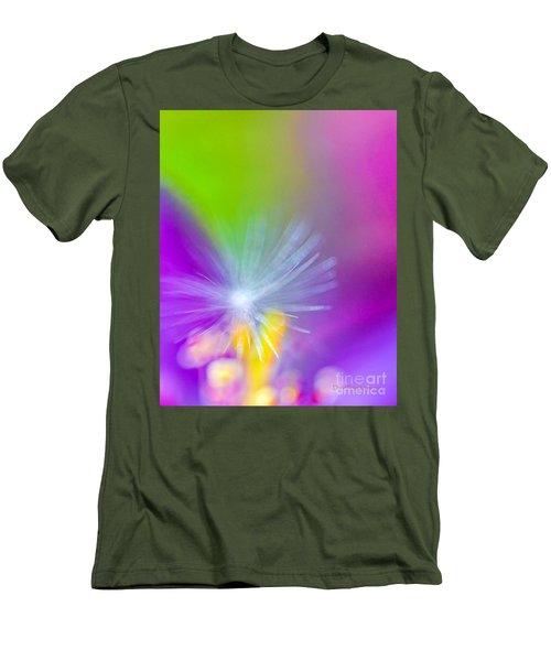 Beautiful Blur Men's T-Shirt (Athletic Fit)
