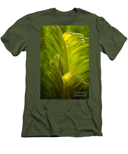 Beauty In The Sunlight Men's T-Shirt (Athletic Fit)
