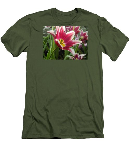 Beauty Within Men's T-Shirt (Athletic Fit)