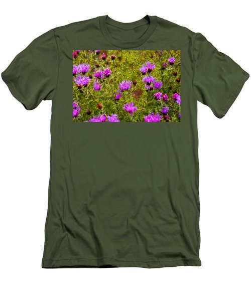 Blowin In The Wind Men's T-Shirt (Athletic Fit)