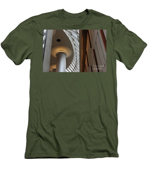 Breath Taking Beauty Men's T-Shirt (Slim Fit) by Roberta Byram