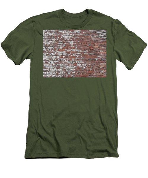 Bricks Men's T-Shirt (Athletic Fit)