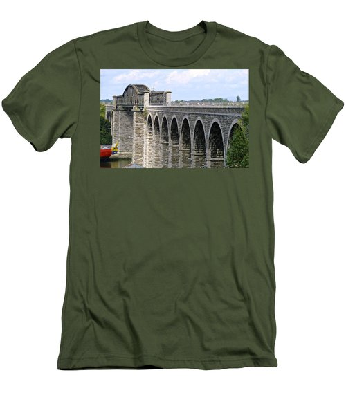 Bridging The Boyne Men's T-Shirt (Athletic Fit)