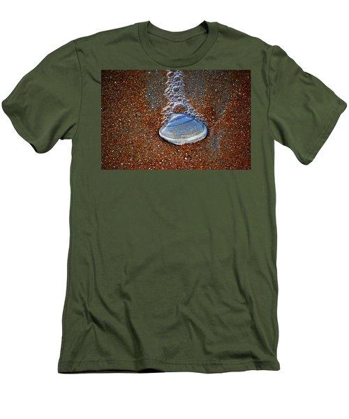 Bubble Shell Men's T-Shirt (Athletic Fit)
