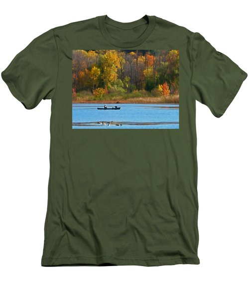 Canoer 2 Men's T-Shirt (Athletic Fit)