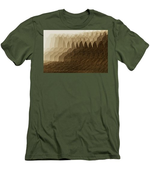 Canyon Dreams Men's T-Shirt (Athletic Fit)