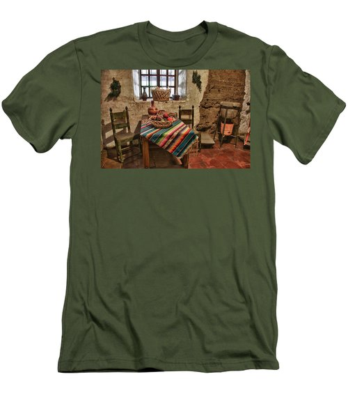 Carmel Mission 7 Men's T-Shirt (Athletic Fit)
