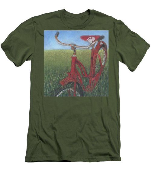 Carole's Bike Men's T-Shirt (Athletic Fit)