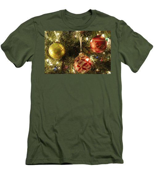 Christmas Cheer Men's T-Shirt (Athletic Fit)