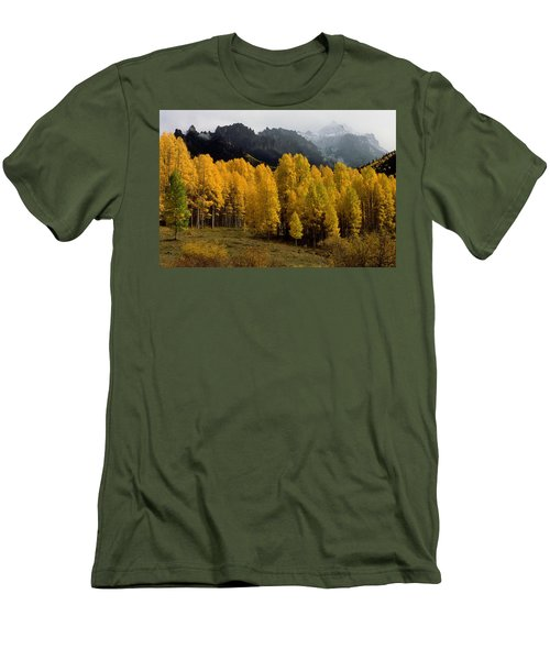 Cimarron Forks Men's T-Shirt (Athletic Fit)
