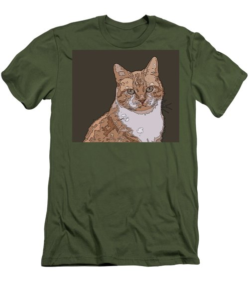 Cleo Men's T-Shirt (Athletic Fit)