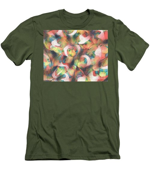 Clownfish Men's T-Shirt (Athletic Fit)