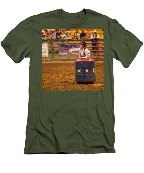 Clowning Around Men's T-Shirt (Athletic Fit)