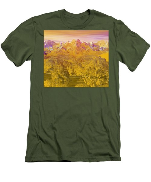 Colorado Dreaming Men's T-Shirt (Athletic Fit)