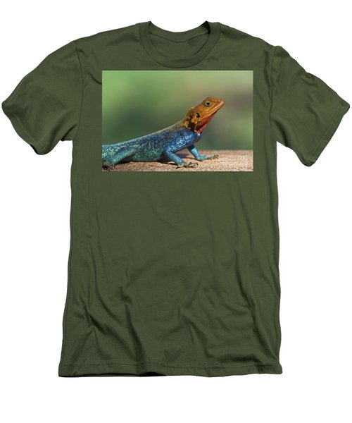 Colorful Awesomeness... Men's T-Shirt (Athletic Fit)