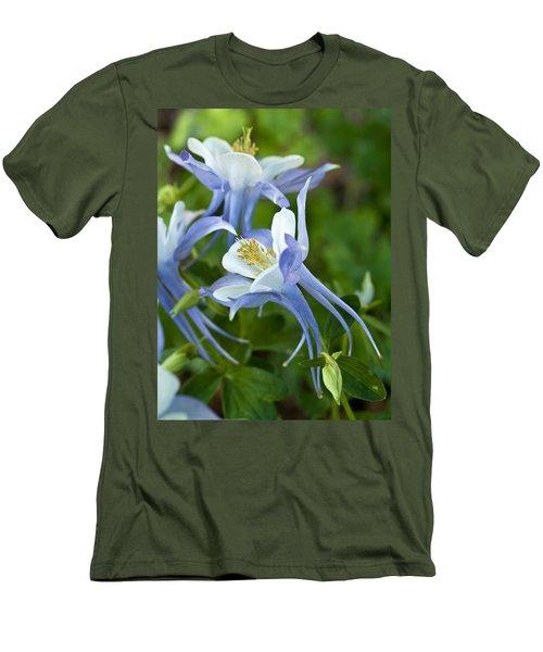 Columbine-2 Men's T-Shirt (Athletic Fit)