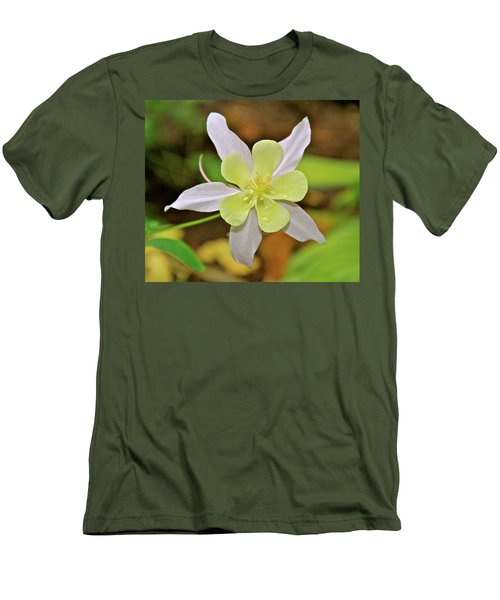 Columbine Charlie's Garden Men's T-Shirt (Athletic Fit)