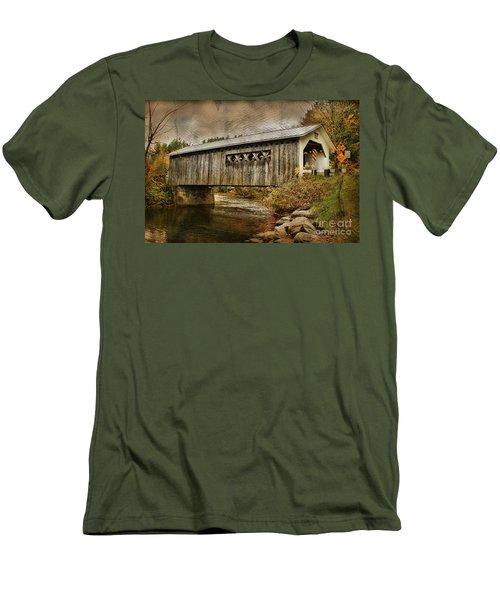 Comstock Bridge 2012 Men's T-Shirt (Athletic Fit)