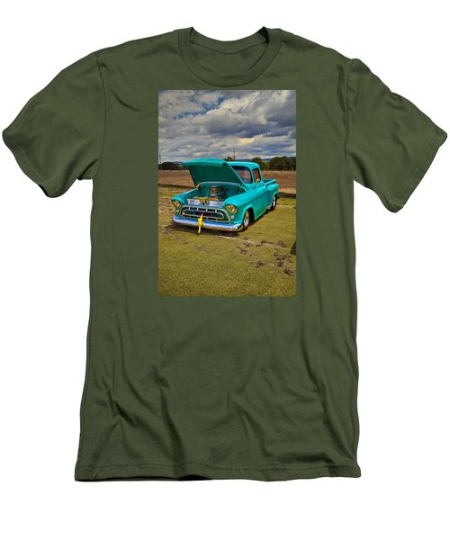 Cool Truck Men's T-Shirt (Athletic Fit)