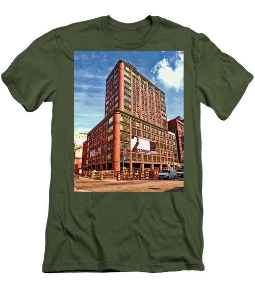 Cooper Exterior Men's T-Shirt (Athletic Fit)