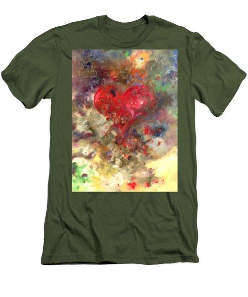 Corazon Men's T-Shirt (Athletic Fit)