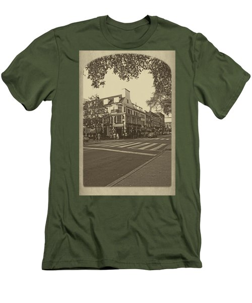 Corner Room Men's T-Shirt (Athletic Fit)