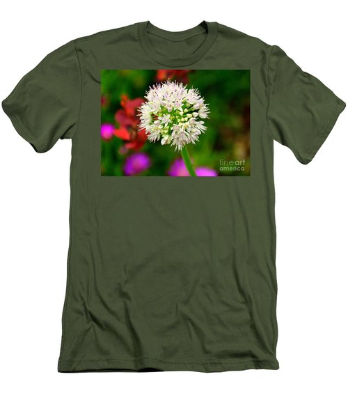 Cotton Top Men's T-Shirt (Athletic Fit)