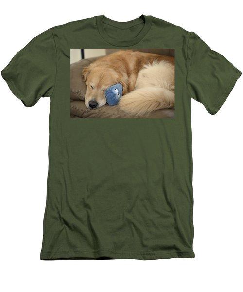 Couch Potato Men's T-Shirt (Athletic Fit)
