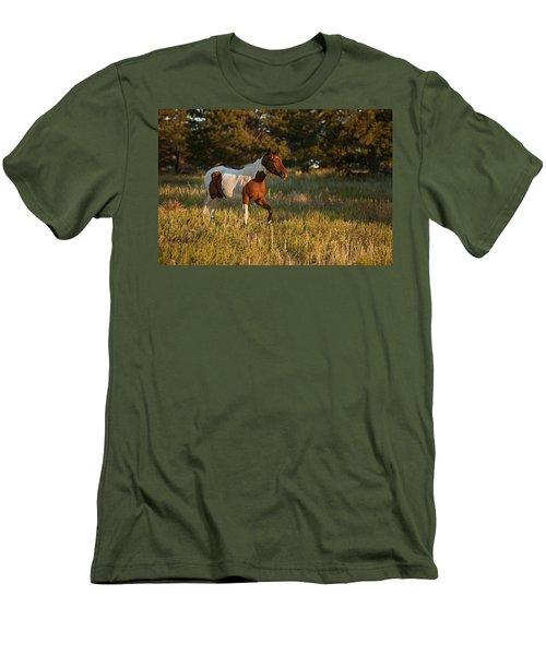 Crispy Men's T-Shirt (Athletic Fit)