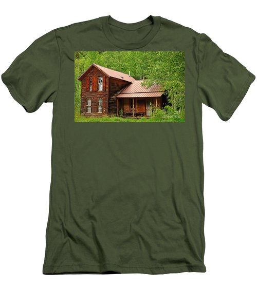 Crystal Cabin Men's T-Shirt (Athletic Fit)