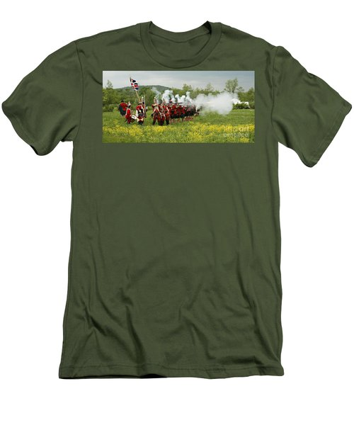 Culloden Loyalists Men's T-Shirt (Athletic Fit)
