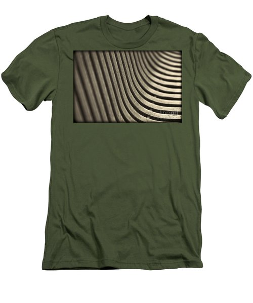 Men's T-Shirt (Slim Fit) featuring the photograph Curves I. by Clare Bambers