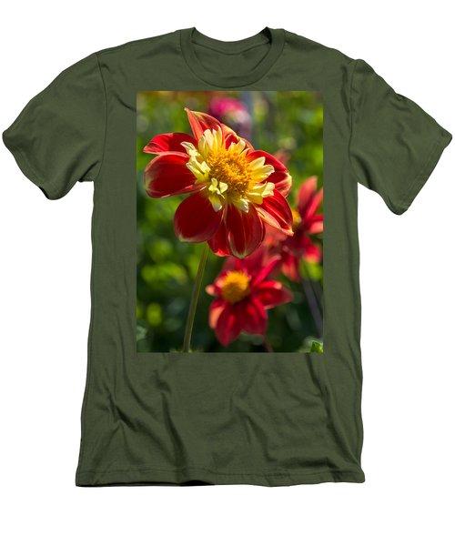 Dahlia 5 Men's T-Shirt (Athletic Fit)
